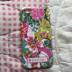 Lilly Pulitzer iPhone 6 case gently used
